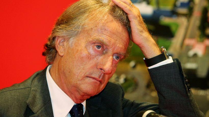 """F1: Ferrari in crisi, Montezemolo lancia l'accusa: """"Gravi errori"""""""