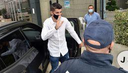 Calciomercato Juventus: il ritorno dell'ex Alvaro Morata