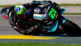 MotoGp: Oliveira domina, podio Morbidelli. A Ducati titolo costruttori