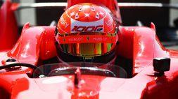Nel nome del padre: Mick Schumacher sulla F2004
