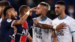 Neymar si pente ma rischia la maxi squalifica