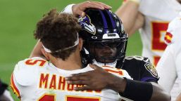 NFL: le foto di Kansas City Chiefs-Baltimore Ravens 34-20