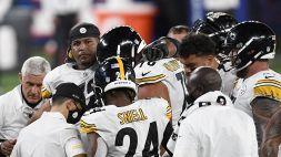 NFL, Steelers ancora imbattuti