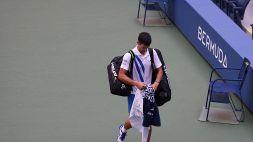 "Djokovic si scusa: ""Mi sento triste e vuoto"""