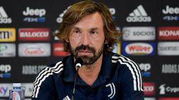 Mercato Juve, Pirlo non aspetta Dzeko: affondo per un altro attaccante