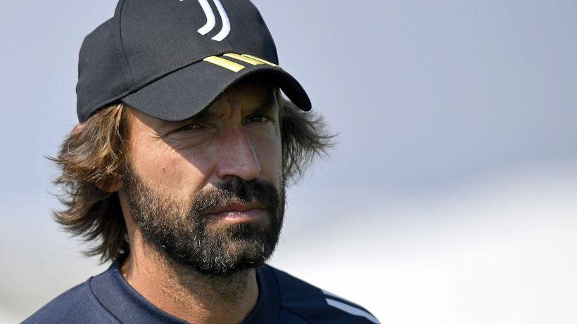 Juventus, subito allarme per Andrea Pirlo: si fa male un titolare