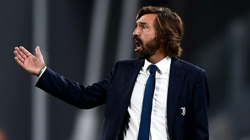 Juventus, Pirlo chiede tempo e pazienza