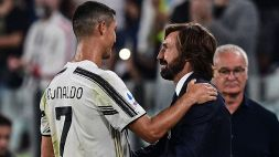 Juventus, Pirlo manda un messaggio a Cristiano Ronaldo
