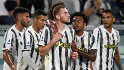 La Juve di Pirlo parte forte: tris alla Samp. Ronaldo a segno