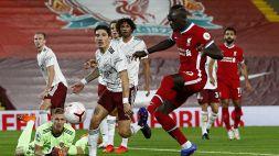 Il Liverpool schianta l'Arsenal