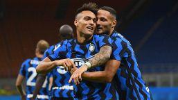 Serie A: le foto di Inter- Fiorentina 4-3