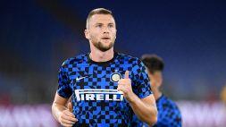Inter, Skriniar ancora bloccato in Slovacchia