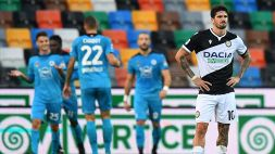 Spezia, Galabinov fa la storia: Udinese abbattuta