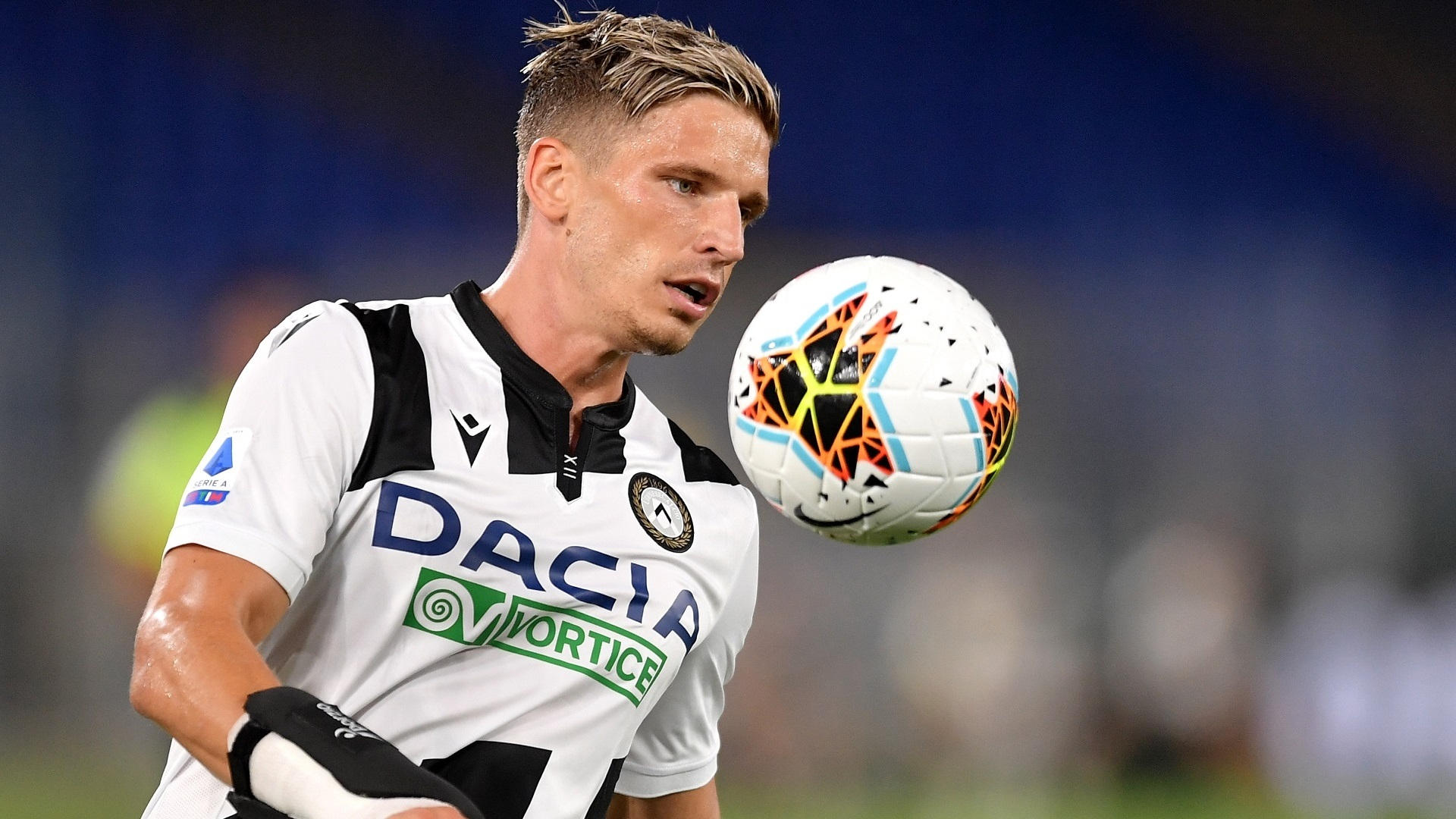 Udinese, Stryger-Larsen operato: i tempi di recupero - Virgilio Sport