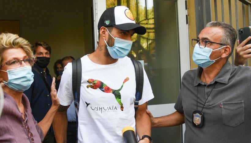 Juve, il caso Suarez scatena l'ira dei tifosi
