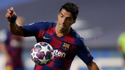 Barcellona: Suarez e Vidal esclusi dal trofeo Gamper