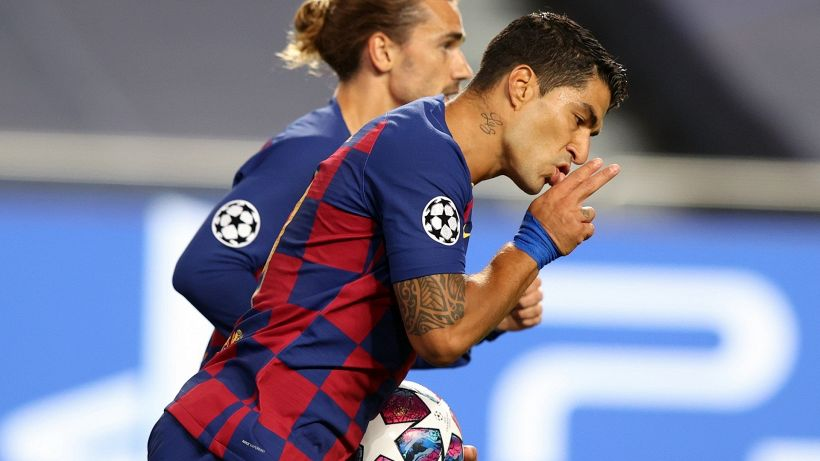 Mercato Juventus: arriva la svolta sul futuro di Luis Suarez