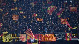 Lecce, contro il Vicenza caccia a un record assoluto