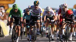 Tour de France, le foto della decima tappa
