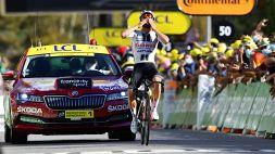 Tour de France, le foto della dodicesima tappa