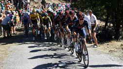 Tour de France, le foto della sesta tappa