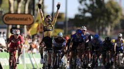 Tour de France, le foto della settima tappa