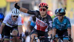 Tour de France, le foto dell'undicesima tappa