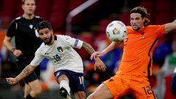 Uefa Nations League: Olanda-Italia 0-1