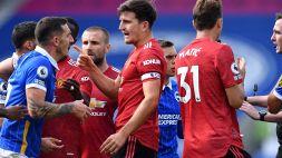 Il Manchester United vince al 100'