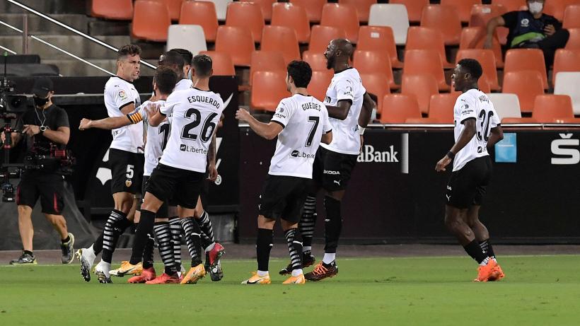 Derby al Valencia: rimonta sul Levante