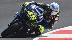 MotoGp, Misano: Viñales in pole, Valentino Rossi quarto. Dominio Yamaha