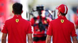 F1: Ferrari a fondo, suona l'allarme. Le parole di Montezemolo
