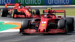 F1: Ferrari, l'incubo continua: Leclerc e Vettel subito ko a Monza