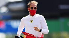 F1, Vettel svela il difetto della Ferrari