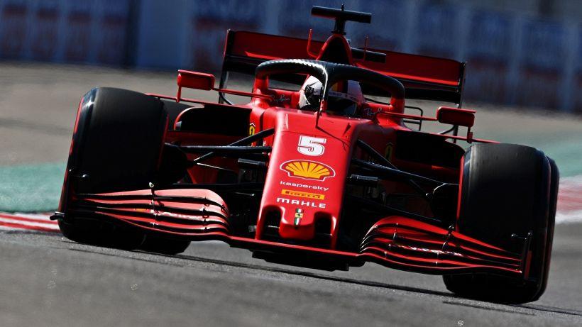 F1, libere Gp Russia: Bottas primo, Vettel davanti a Leclerc