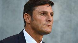 Conte, l'accorato saluto di Javier Zanetti