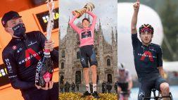 Geoghegan Hart: il commesso che odiava il calcio ha vinto il Giro