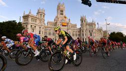 Al via martedì la Vuelta 2020