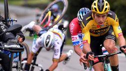 Giro delle Fiandre: l'impressionante volo di Julian Alaphilippe