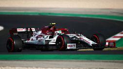 F1: Alfa Romeo-Sauber, il matrimonio continua