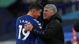 Everton, Carlo Ancelotti punta alla qualificazione in Champions League