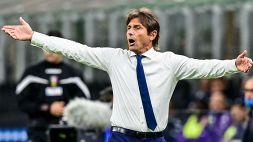 """Conte soddisfatto dall'Inter: """"Stavamo dominando"""""""