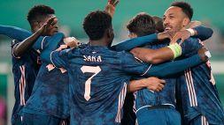 Europa League, i risultati: ok Arsenal, Tottenham, Bayer, Benfica
