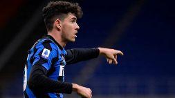 """Inter, Bastoni annuncia: """"Tampone negativo"""""""
