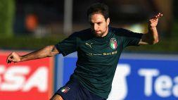 Bonaventura lascia il ritiro dell'Italia: è nato il figlio