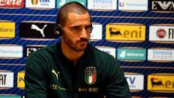 """Bonucci torna su Juventus-Napoli: """"Noi l'abbiamo vissuta così"""""""