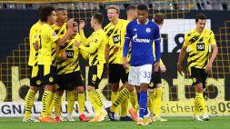 Bundesliga: cinquina Bayern, derby al Dortmund