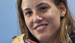 """Tania Cagnotto incinta di una bimba:""""Dopo il lockdown, ho deciso"""""""