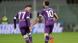Castrovilli trascina la Fiorentina: Udinese ko