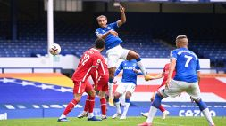 Everton-Liverpool 2-2: Calvert-Lewin risponde a Salah, Ancelotti tiene la vetta